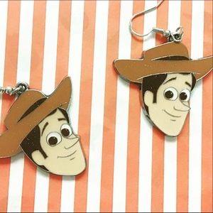 Woody earrings